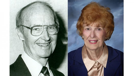 UNK presentation to recognize Ron and Carol Cope's giving; April 11 at Kearney library
