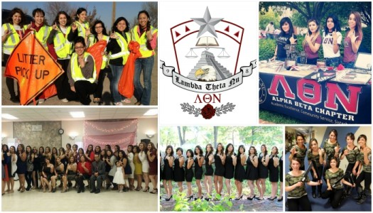 Lambda Theta Nu, first multicultural sorority at UNK, celebrates 10 years on campus