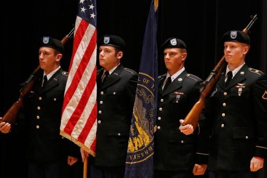 PHOTO GALLERY: Veterans Day Celebration