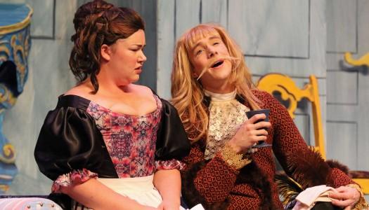 University Theatre opens 'Tartuffe' Wednesday