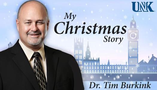 Tim Burkink Christmas: Swedish meatballs, Dewalt drill and 'Christmas Carol'