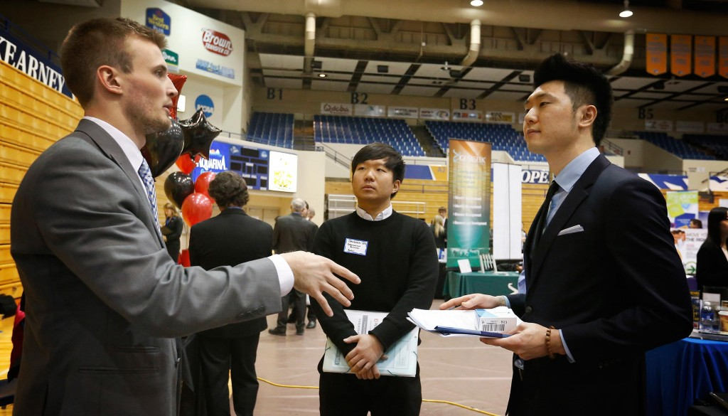 The Spring Career and Graduate School Fair is from 10 a.m. to 2 p.m. Feb. 11 in the Health and Sports Center. About 70 companies and organizations are expected to be represented at the event, which is free and open to the public.