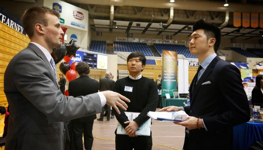 Career Days allow students to explore employment opportunities