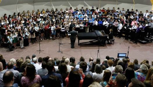 UNK Honor Band, Choral Clinic to host 711 high school students Jan. 25