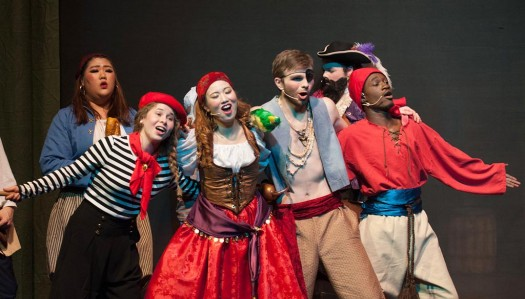 University Theatre at Kearney opens 'How I Became a Pirate' Wednesday