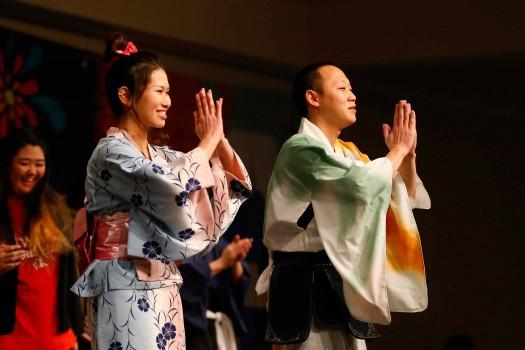 Music, food, martial arts highlight UNK Japanese Festival
