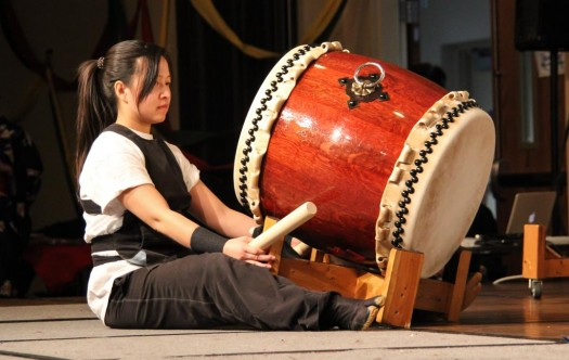 Traditional food, performances highlight UNK Japanese Festival