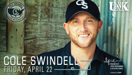 Cole Swindell headlines April 22 concert at University of Nebraska at Kearney
