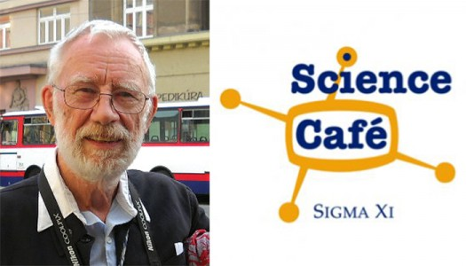 SCIENCE CAFE: David Clark to explain why science is important to public