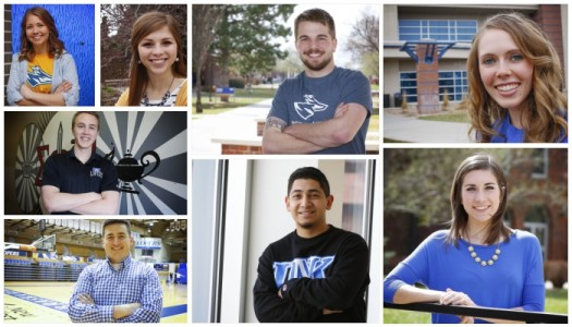 Eight named 2016 New Student Enrollment leaders