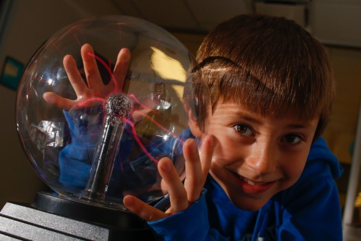PHOTO GALLERY: Park Elementary visits UNK for NanoDays