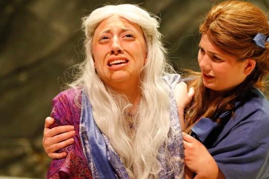 University Theatre at Kearney opens 'Hecuba' Wednesday