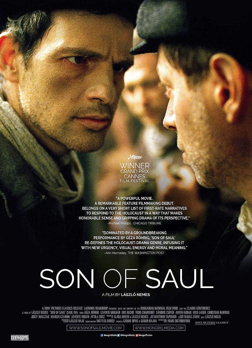 Son Of Saul Film