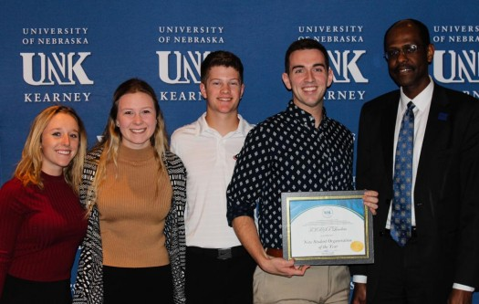 New Student Organization of the Year FIRST Leaders