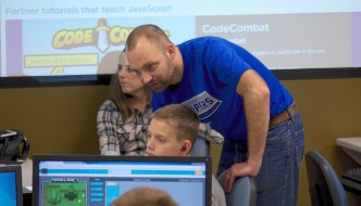 Computer Science Principles on the Prairie aims to prepare young people in rural Nebraska for information technology careers. The program is funded by a $31,892 Google CS4HS grant.