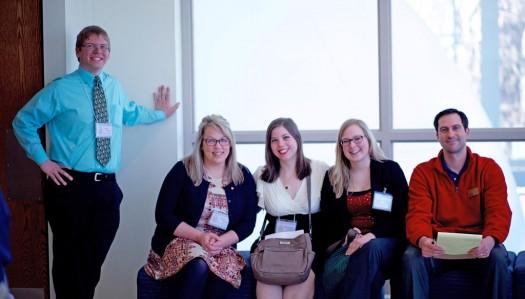 UNK hosts Kappa Mu Epsilon regional convention