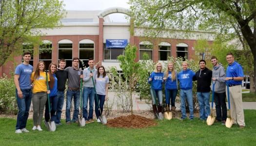 PHOTO GALLERY: Arbor Day Tree Planting