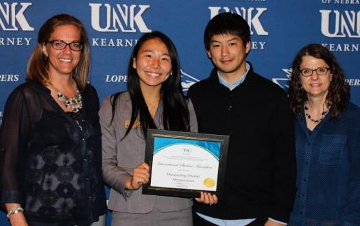 Outstanding Student Organization International Student Association
