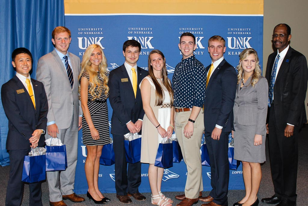 Mary Jane and William R. Nester Leadership Awards