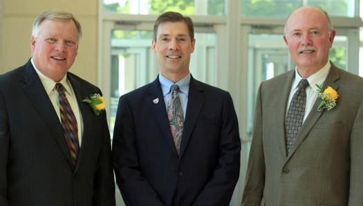 College of Allied Health Professions recognizes Kristensen, Bicak