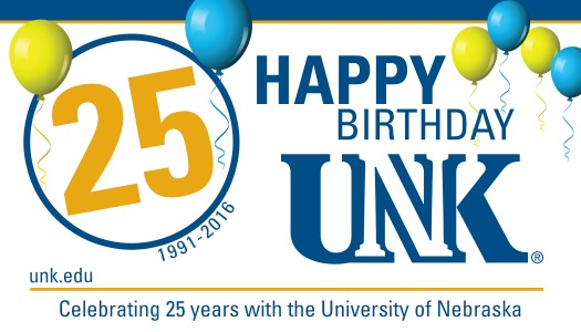 UNK to celebrate 25th birthday with July 1 breakfast