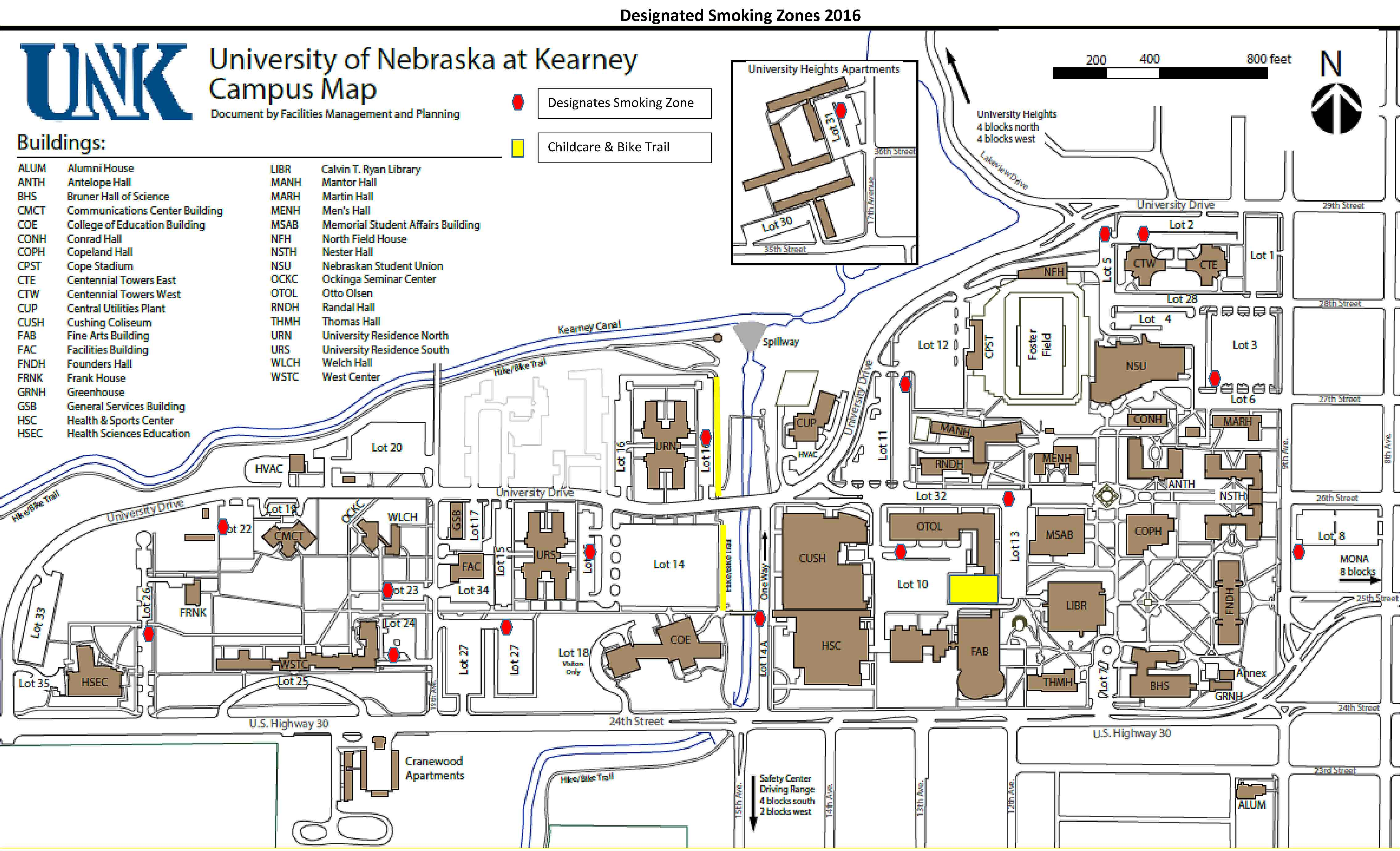 UNK implementing new tobacco policy Aug. 1