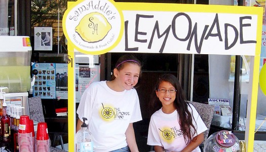 Area youth to showcase business skills through The Lemonade Stand