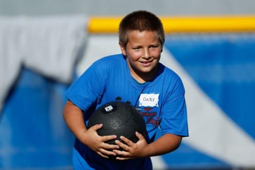 Kids Fitness Day 10