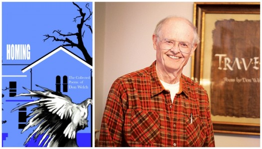 Don Welch book of poems recognized with 2017 Nebraska Book Award for Poetry