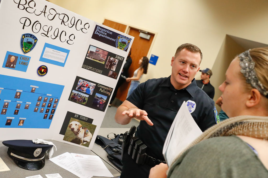 where to work with a criminal justice degree