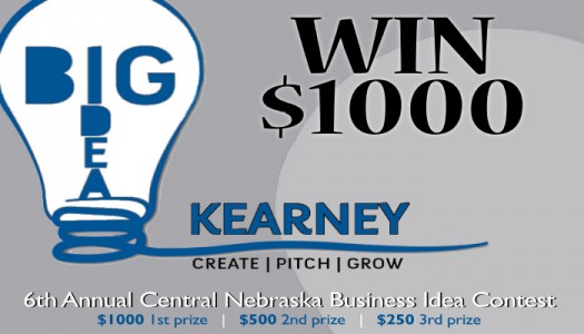 Entrepreneurs asked to submit business concepts for Big Idea Kearney