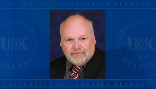 Allan Jenkins given President's Award from Nebraska Rural Health Association