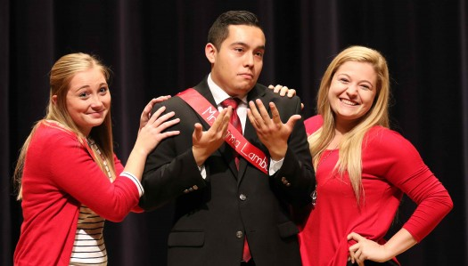 Alpha Phi King of Hearts draws attention to domestic violence