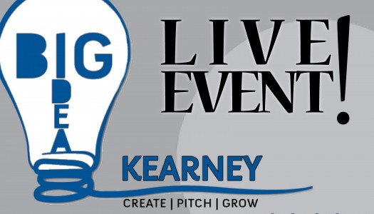 Finalists chosen for Big Idea Kearney; Pitches Wednesday