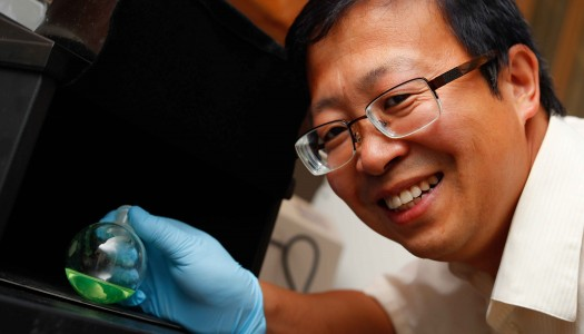 Science Café guest Cao to discuss detection of fluoride using fluorescence