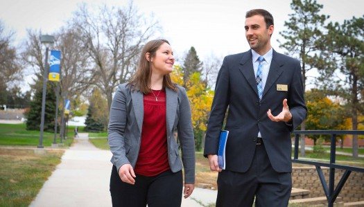College of Business and Technology Career Center sees rapid growth in mentoring program
