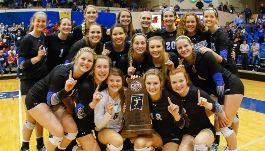 PHOTO GALLERY: MIAA Volleyball Tournament Championship
