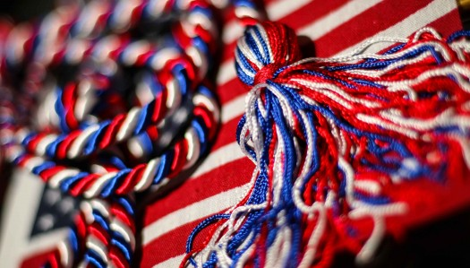 UNK offering new Military Honor Cord for graduates, faculty, staff