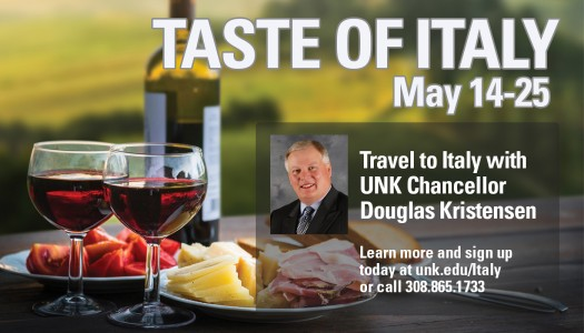 Loper friends invited on Taste of Italy tour May 14-25