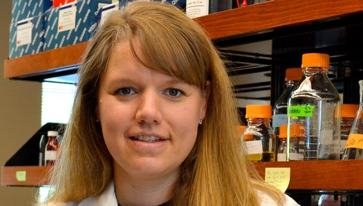Science Café guest Whitaker to discuss RNA-Metal Interactions
