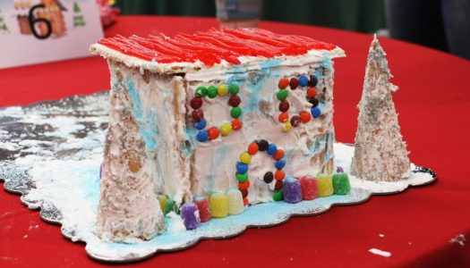 PHOTO GALLERY: Gingerbread House Competition