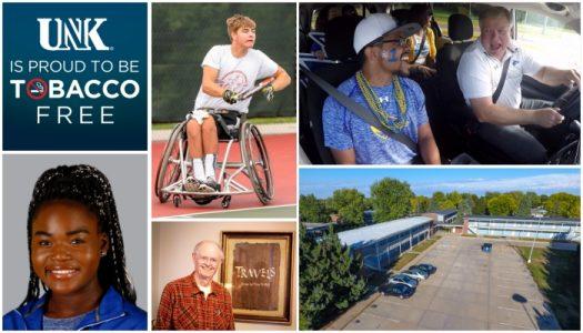 Top University of Nebraska at Kearney Stories of 2016