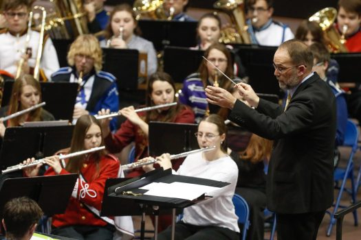 PHOTO GALLERY: UNK Honor Band and Choral Clinic Concert
