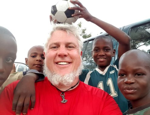 Nate Bickford working to improve lives in Haiti