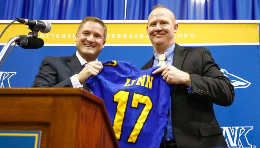 PHOTO GALLERY: Lopers introduce Josh Lynn as new head football coach