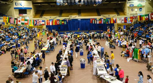 International Food Festival celebrates 40 years at UNK
