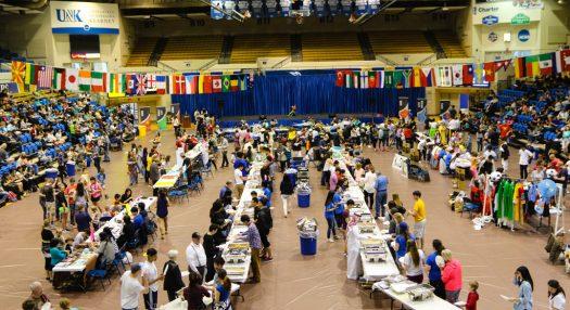 International Food Festival celebrates 40 years at UNK