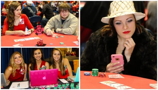 Red Dress Poker back for 12th year; Raises funds for Alpha Phi Foundation