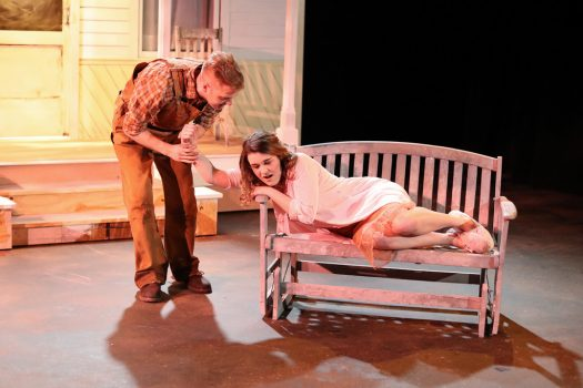 UNK theatre presents two one-act plays by Tennessee Williams