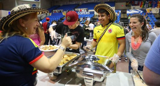 PHOTO GALLERY: International Food Festival